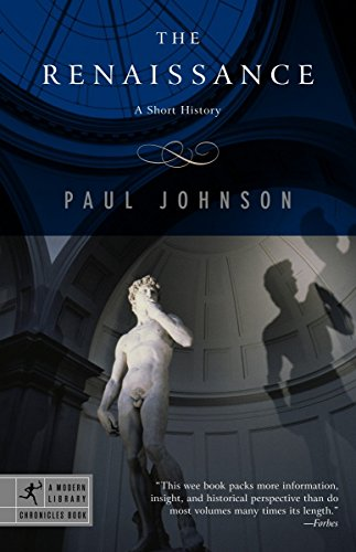 Compare Textbook Prices for The Renaissance: A Short History Modern Library Chronicles Edition Unstated Edition ISBN 9780812966190 by Johnson, Paul