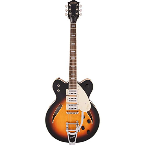 Gretsch G2627T Streamliner CB Ltd. Ed. - Aged Brooklyn Burst
