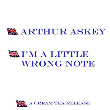 I'm A Little Wrong Note
