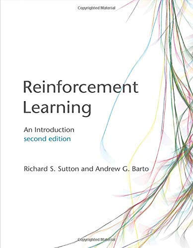 Image OfReinforcement Learning, Second Edition: An Introduction