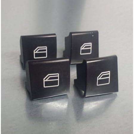 4x Für Mercedes A B Klasse W169 W245 Fensterheber Schalter Knopf Vorne Links Auto