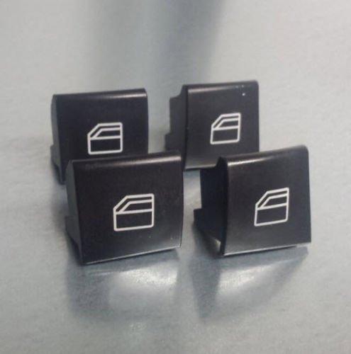 4x Für MERCEDES A B Klasse W169 W245 Fensterheber Schalter Knopf vorne links