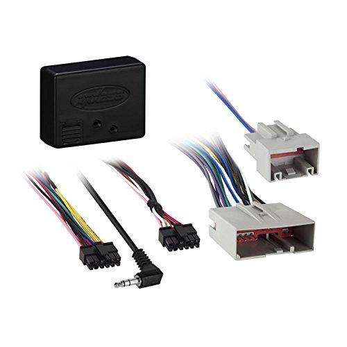 Metra XSVI-5520-NAV Non-Amplified Non-OnStar Harness to Retain Accessory Power,Multi Color