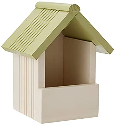 Peckish Open Fronted Nest Box for Wild Birds from Westland