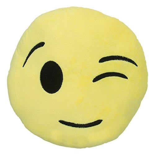 """Royal Deluxe Emoji Pillow 12"""" …"""