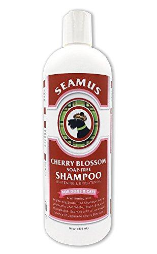 Seamus Cherry Blossom Professional Hypoallergenic, Whitening and Brightening Shampoo