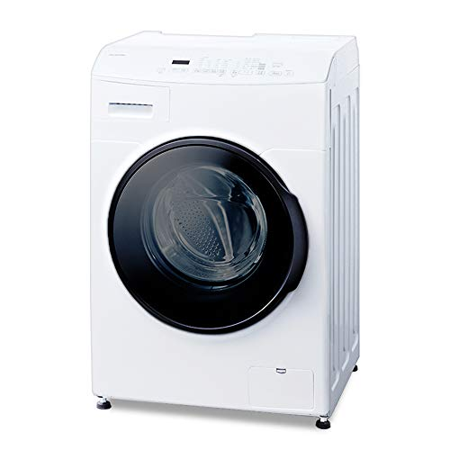 アイリスオーヤマ 洗濯機 乾燥機能付き洗濯機 ドラム式 8kg 温水洗浄機能 乾燥3kg 幅595mm CDK832