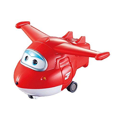 Giochi Preziosi Super Wings Robot con trasformazione, UPW00101