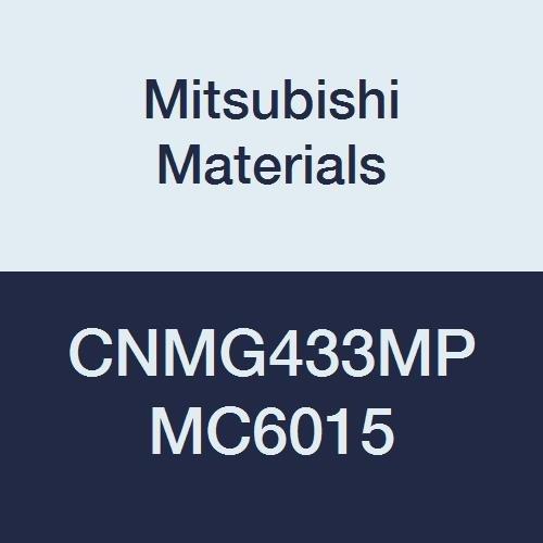 Mitsubishi Materials CNMG433MP MC6015 Over item handling Coated Carbide CN Sales Neg Type