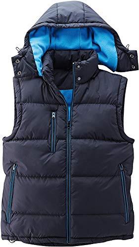 HD Concept Veste thermique Buffalo, noir, 8266
