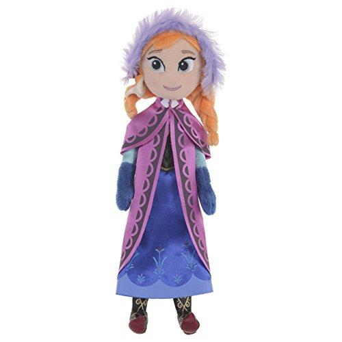 Offizielle Disney Frozen 25,4 cm 26 cm Plüsch Stoffpuppe – Anna