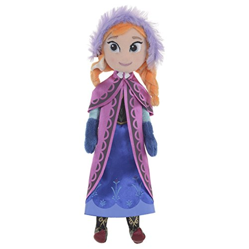 Posh Paws Disney Frozen Anna Ragdoll, 40,6 cm