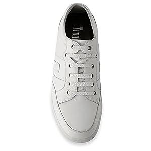 Zapatos de Hombre con Alzas Que Aumentan Altura hasta 6 cm. Fabricados en Piel. Modelo Ibiza A