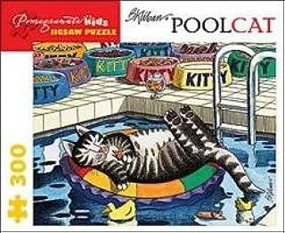 Poolcat Jigsaw Puzzle (Pomegranate Kids Jigsaw Puzzle)