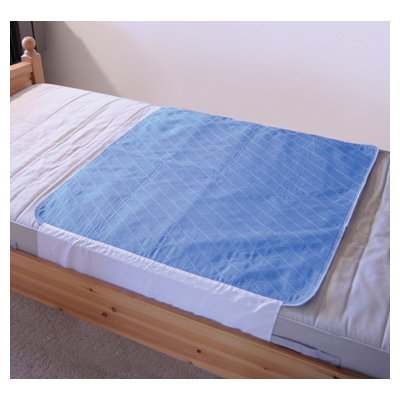 Aidapt Washable Bed Pad mit Tuck Flaps