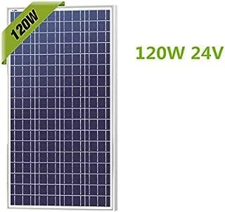 Solarland 120W 120 Watt 24V Poly Solar Panel