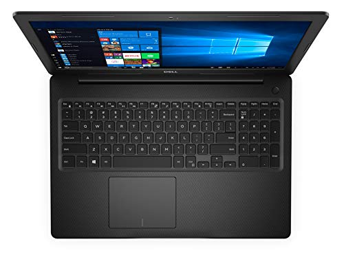 Product Image 3: Dell Inspiron 3000 Series 15.6″ HD Notebook – Intel Celeron 4205U 1.8GHz – 4GB RAM 128GB PCIe SSD – Webcam – Windows 10 Home in S Mode, Black
