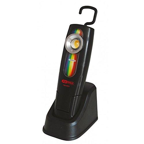 KS Tools 150.3074 Baladeuse spéciale Peinture-lumière du Jour du kit 150.3071, Blanc