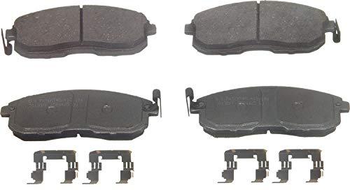 Price comparison product image Wagner QC815A Ceramic Disc Brake Pad Set
