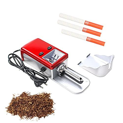 XIAOZSM Maquina Electrica para Liar Tabaco,Maquina Entubar Electrica, Tabaco De Liar, Maquina...