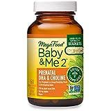 MegaFood, Baby & Me 2 Prenatal DHA & Choline, 60 Capsules