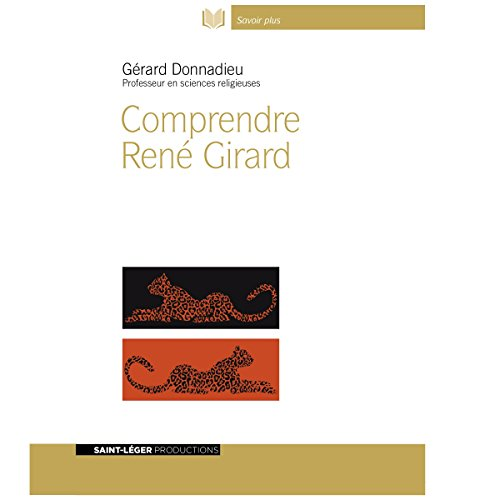 Comprendre René Girard cover art