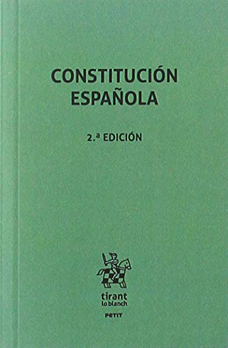 Constitución Española 2. ª Edición 2019 (Petit)