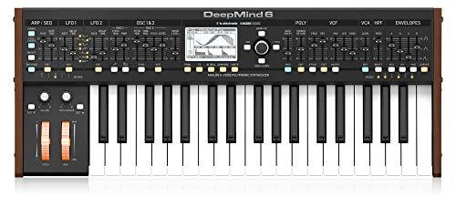 Behringer deepmind6–Clavier