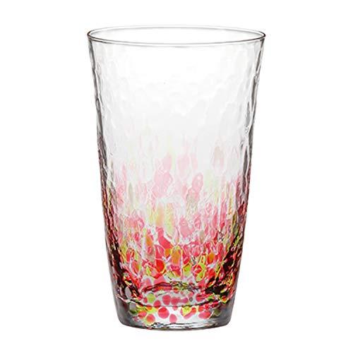 東洋佐々木ガラス ビールグラス 水の彩 一口ビール 花の彩 食洗機対応 日本製 145ml CN17705-D05
