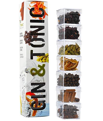 Té Tonic Experience – Edición Especial Colección de Botánicos para Gin &...