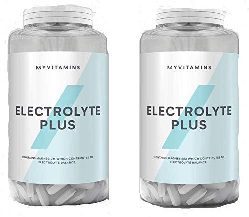 MyVitamins Electrolytes Plus - 2 x Pack 180