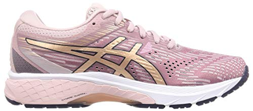 ASICS Damen Gt-2000 8 Running Shoe, Watershed Rose/Rose Gold, 39 EU - 6