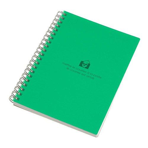 エトランジェディコスタリカ リングノート B6 B罫 SNY-B6-67 グリーン
