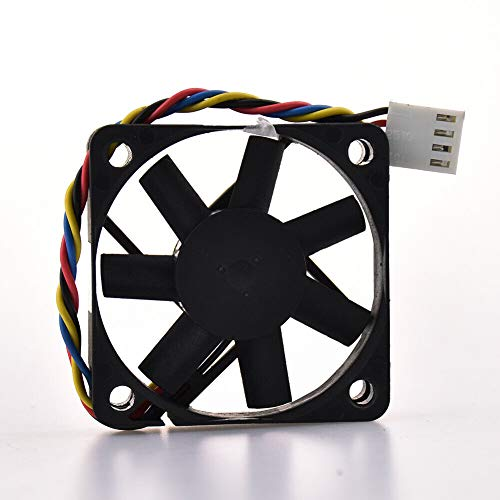 CAQL New Cooling Fan for HP Pavilion 510-a010 510-a030a Desktop/Slimline 260-a011 260-a111na 260-a119na 260-a131nf W3A45EA 460-a001ns / Dell Inspiron 3646 MiniTower 12V 1.50W 4Pin MF50101V1-Q030-S99