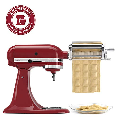 "KitchenAid Ravioli Maker, 1"", Red"
