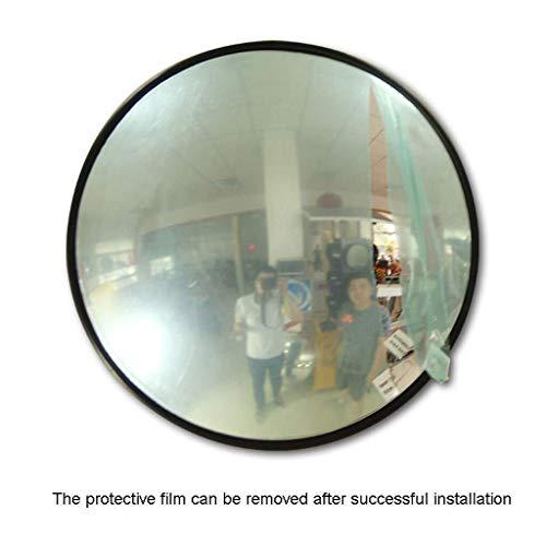 Hfyg Sicherheitsspiegel Schutzbrille, Sicherheits Verkehr Wandspiegel for die Sicherheit der Straßen (Size : 60cm)
