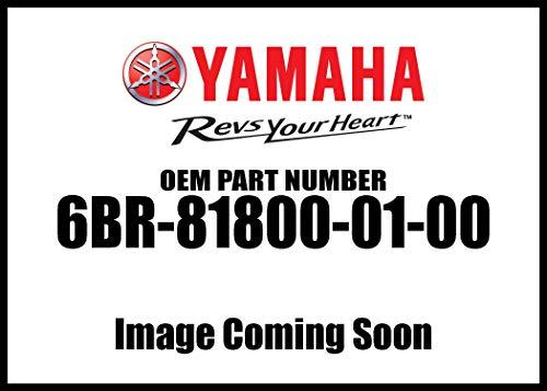 Yamaha 6BR-81800-01-00 Starting Motor Assembly; New # 6BR-81800-02-00 Made by Yamaha