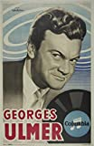 Georges Ulmer Poster, Reproduktion, Format 50 x 70 cm,