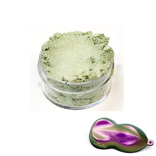KandyDip Effektpigment Rockefeller COLORSHIFT Pearl FLIP Flop Perlglanz Metallic Farbpulver Pigment für Epoxidharz Autolack Sprühfolie Pigmente Aquarell Seife Powder (5 Gramm)