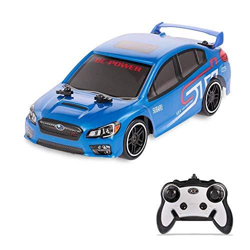 2.4G 4WD RC Drift Car 1/24 Scale Mini RC Car Electric Sport Cars Camión Control Remoto por Radio Micro Racing Car Toy para niños niñas niños Adultos cumpleaños