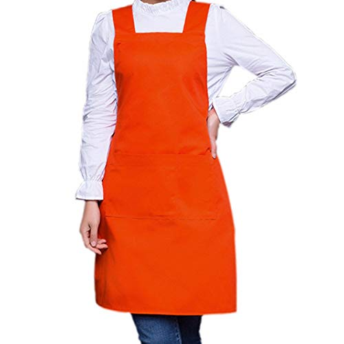 YLCJ Aprons Modieuze Koreaanse kleding voor werkkleding, Nagelwinkel schoonheidsspecialiste, zuigende moeder voor supermarkt, fruitwinkel begeleider, Caf \u0026 eacute;