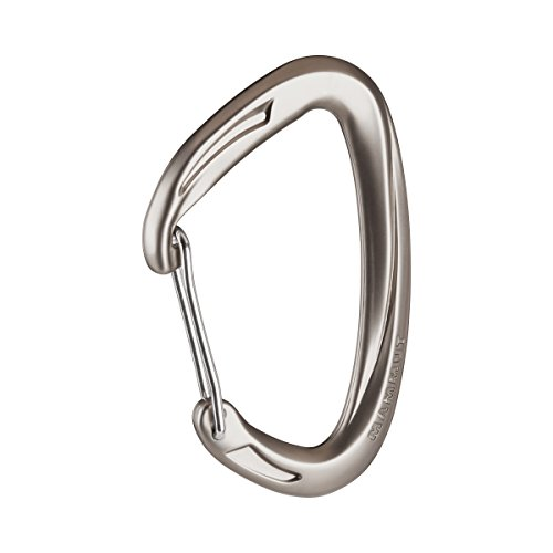 Mammut Crag grey wire gate