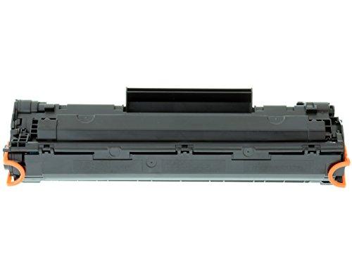 TONER EXPERTE CB436A Cartucho de Tóner Compatible para HP Laserjet P1505 P1505n P1506 M1120 MFP M1120n MFP M1522n MFP M1522nf MFP (2000 páginas)