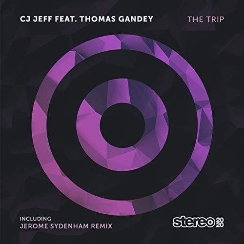 CJ Jeff, Thomas Gandey