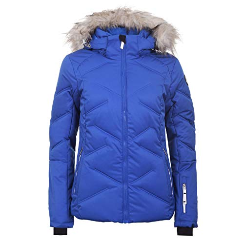 Icepeak Damen Elsah Skijacke blau 34