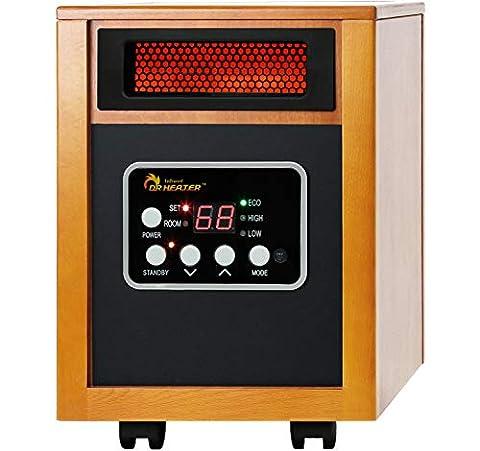 Dr. Infrared DR-968 Bedroom Heater