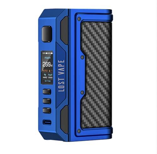 Lost Vape Thelema Quest - 200W - Box-Mod - Farbe: blau-carbon