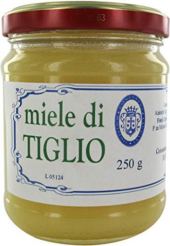 Miel de Tilo de Frati Carmelitani Scalzi – 250 g – Paquete de 3 unidades
