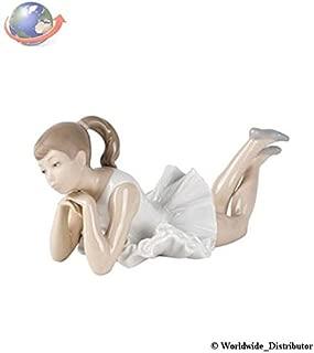 Nao Porcelain by Lladro PENSIVE BALLET ( BALLERINA ) 2000149