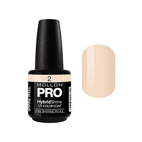 Mollonpro Hybrid UV-verf nagellak 02-14 gr